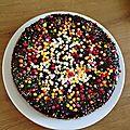 Recette du gâteau au chocolat