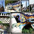 Parc Guell - BARCELONE