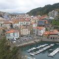 Mutriku, berceau du séparatisme basque (Espagne)