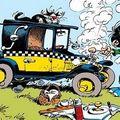 Tendrépoux bidouille la voiture