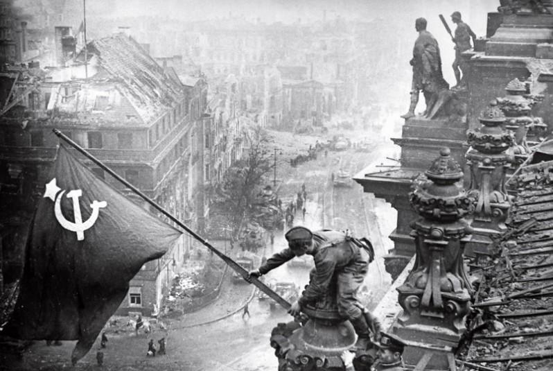 9 MAI 1945....OUBLI VOLONTAIRE ?