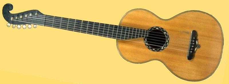 Guitare Christian Frederick Martin RI