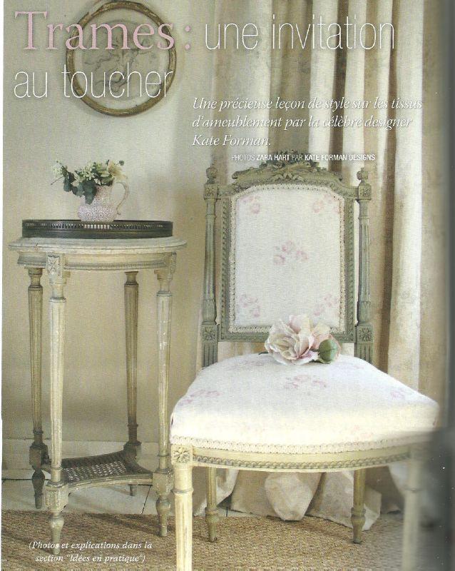 magazine shabby chic jeux tu encadres d co shabby. Black Bedroom Furniture Sets. Home Design Ideas