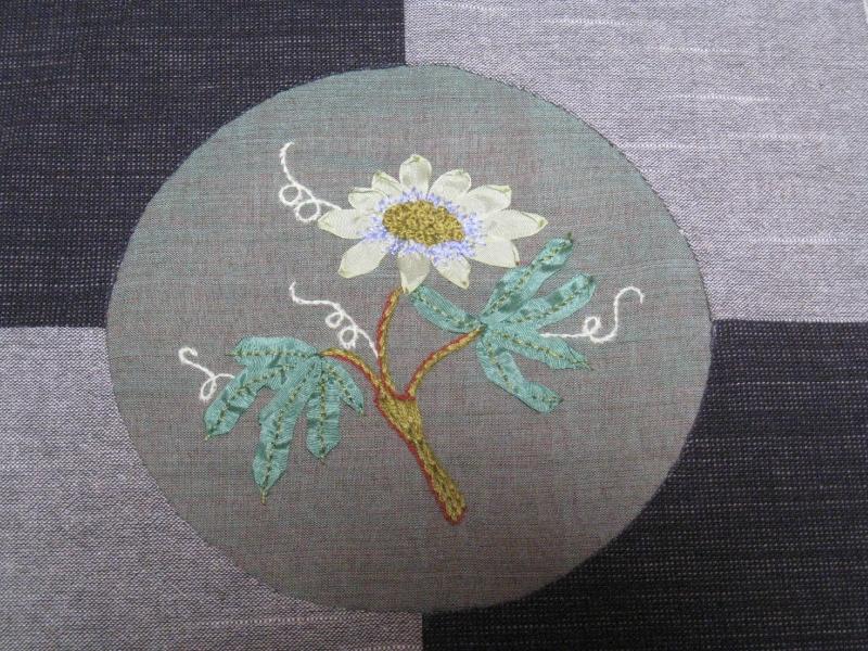Fée Pirouette - L'herbier - Septembre verte - BOM 2010