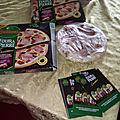 Pizza buitoni four à pierre creazione®