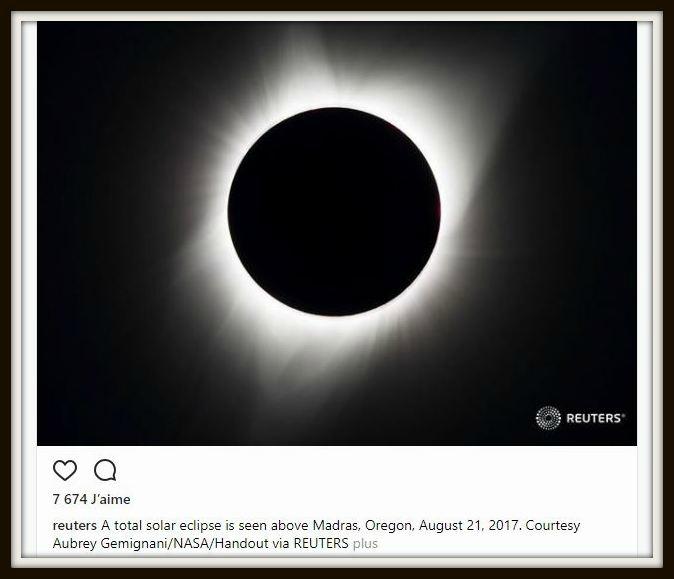 eclipse vraie