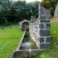 fontaine-abreuvoir à Laschamps