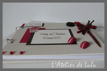 livre d or gourmandise cup cake macarons