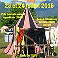 St Jorioz campement 2016
