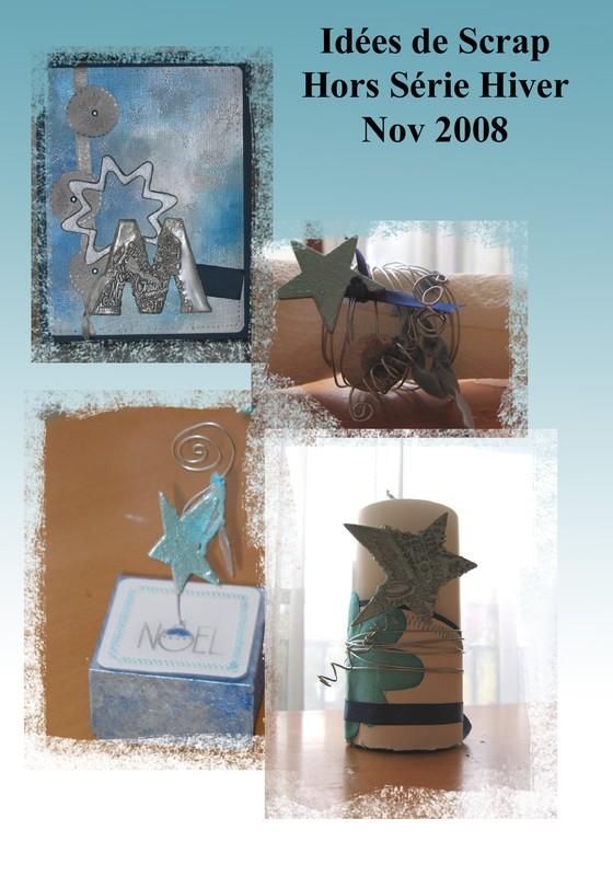 Hors série Hiver - Idées de Scrap - Nov 2008