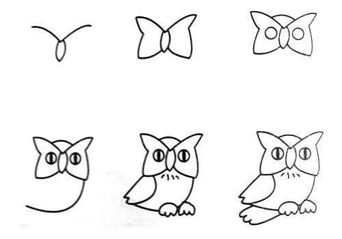 Beliebt Pour impressionner vos enfants ou les aider à apprendre le dessin  YV43