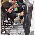 article Aline 27ième Eure