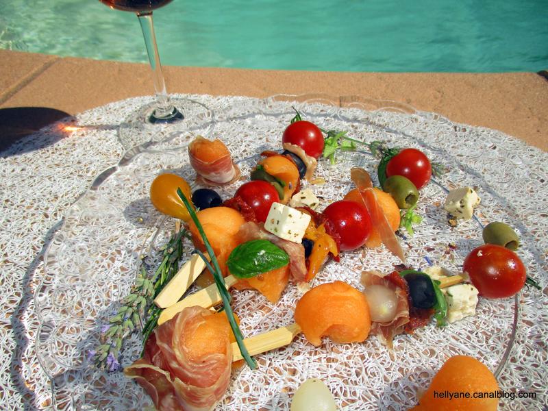 brochettes melon jambon (12)
