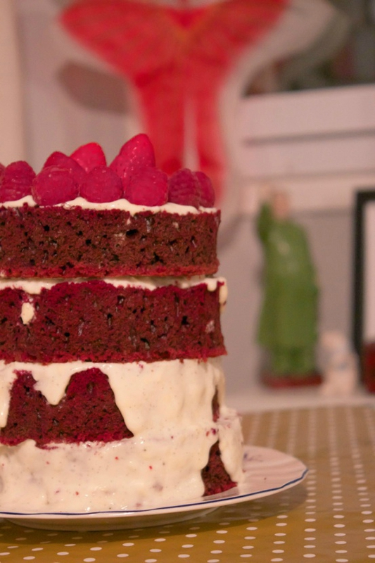 Red Velvet Cake - gateau à étages