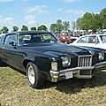 Pontiac grand prix 2door hardtop 1971