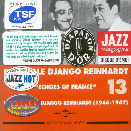 Grappelli - Reinhardt - Duke Ellington