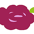 Le bloomer framboise porté...