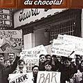 Maggie et la guerre du chocolat