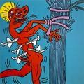 Saint Sébastien - Keith Haring