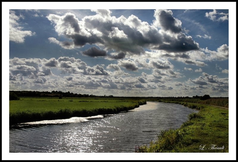 Paysage normand (2)