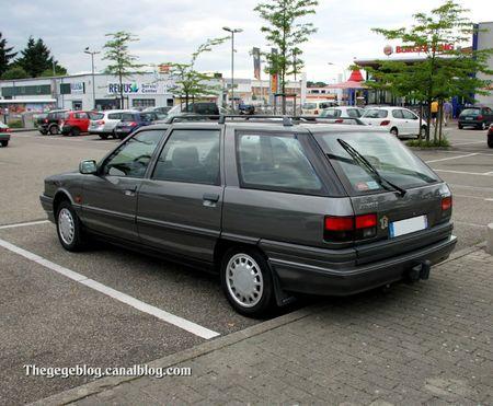 Renault 21 RT nevada phase 2 de 1994 02