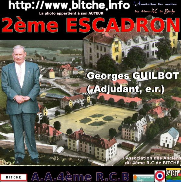 _ 0 BITCHE 2ème ESCADRON Georges GUILBOT