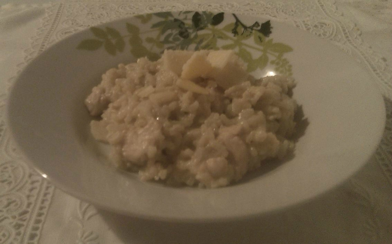 Risotto traditionnel