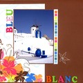 Iles grecques (32) bleu blanc