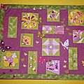 Le jardin de Sandreanne - Quilt Mystère de Magic Patch