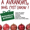 Les animations de noël 2014 à avranches