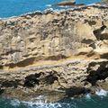 Biarritz-clin d'oeil géologique