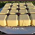 Entremets aux fruits de la passion