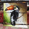 L'artiste de rue, odeith