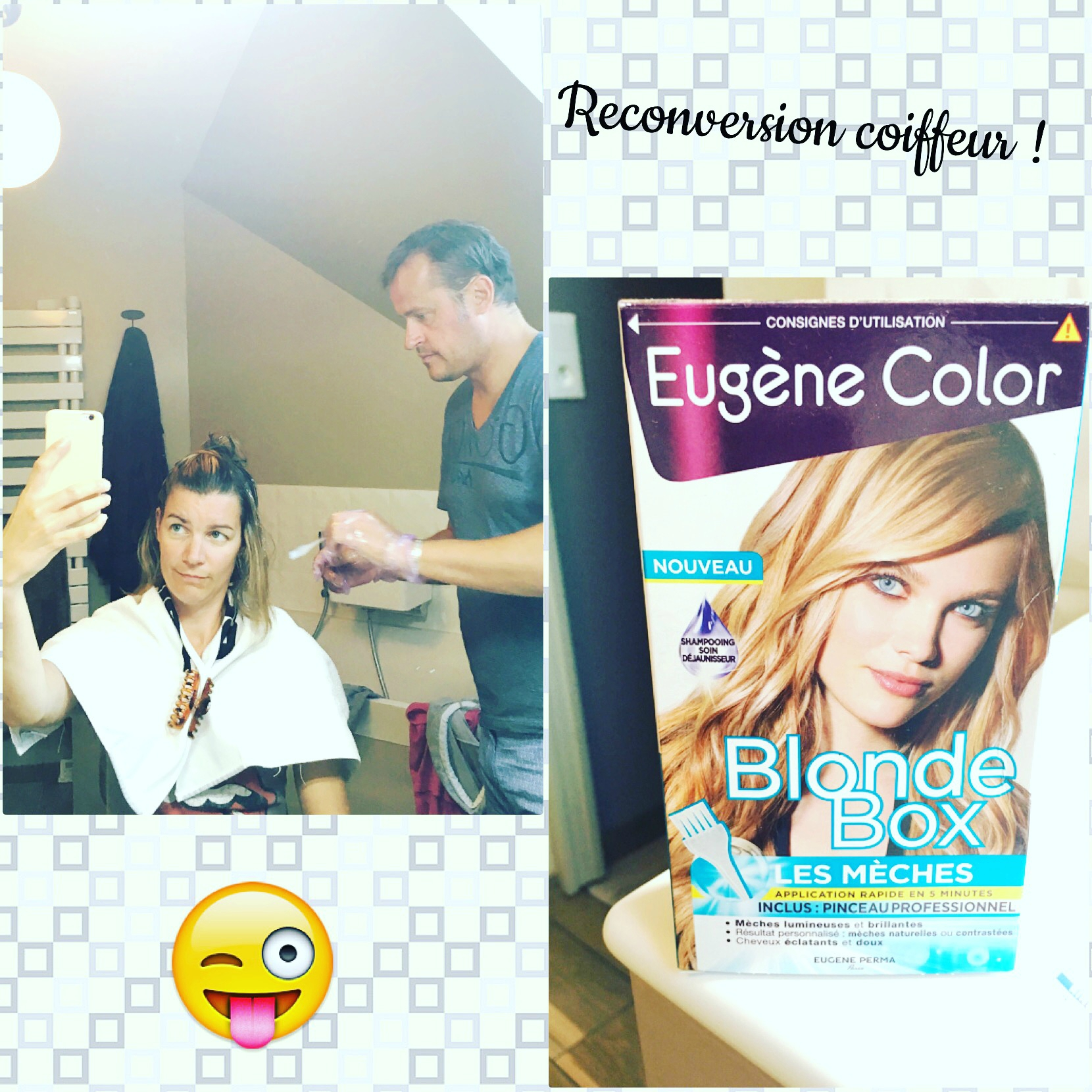 "Cet été on va ""blonder"" avec Blonde Box d'Eugène Color !"
