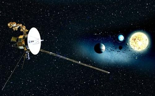 Voyager 1 … le rêve interstellaire !