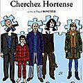 Cherchez hortense de pascal bonitzer