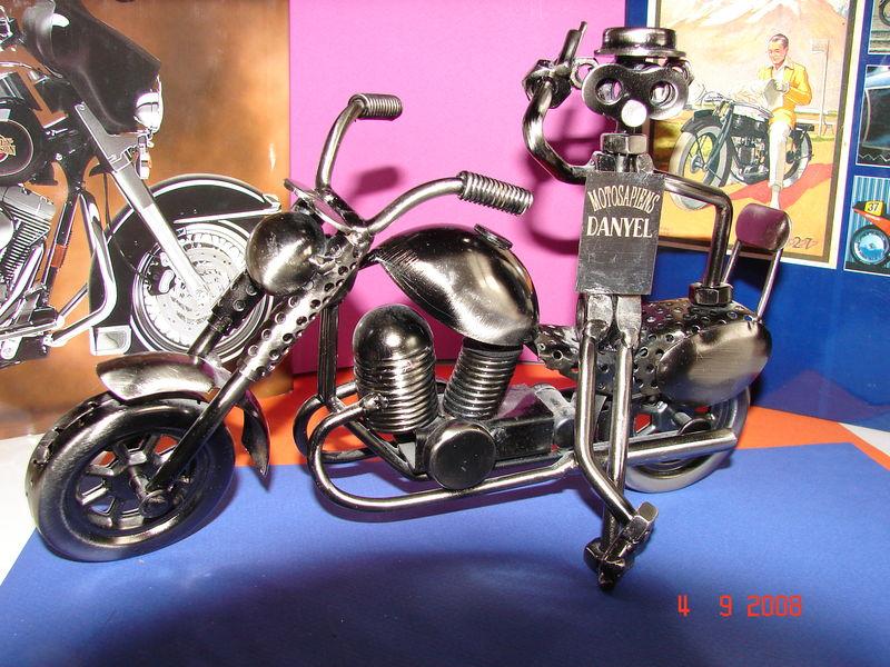 motos clou