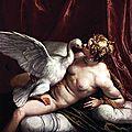 Titien - Leda & Le Cygne (Zeus)