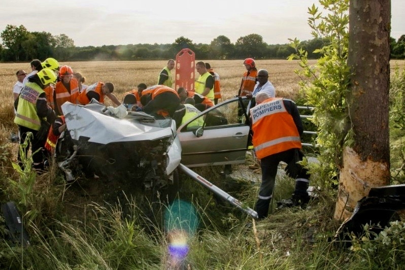 ACCIDENT CLAUDE MARTIN 2017 VILLIERS 2