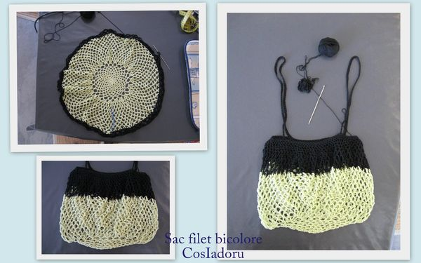 Sac filet bicolore1