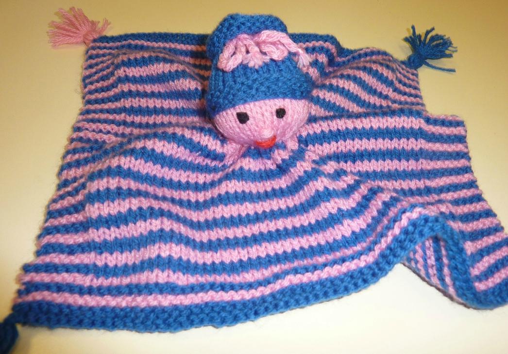 comment tricoter des doudous