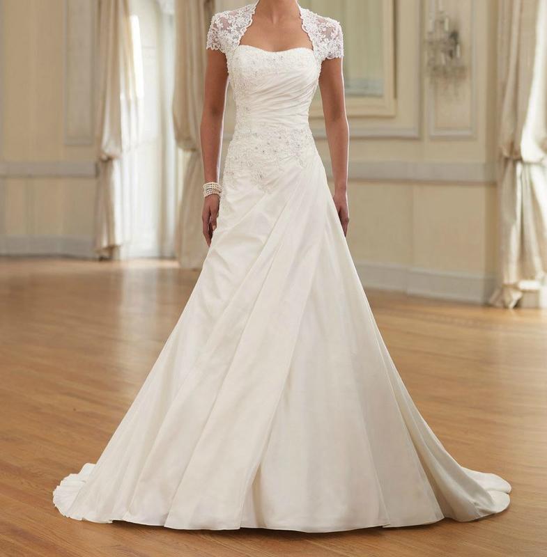 ... about Robe de mariée T 36 en France mariage envoi de France 1 jour