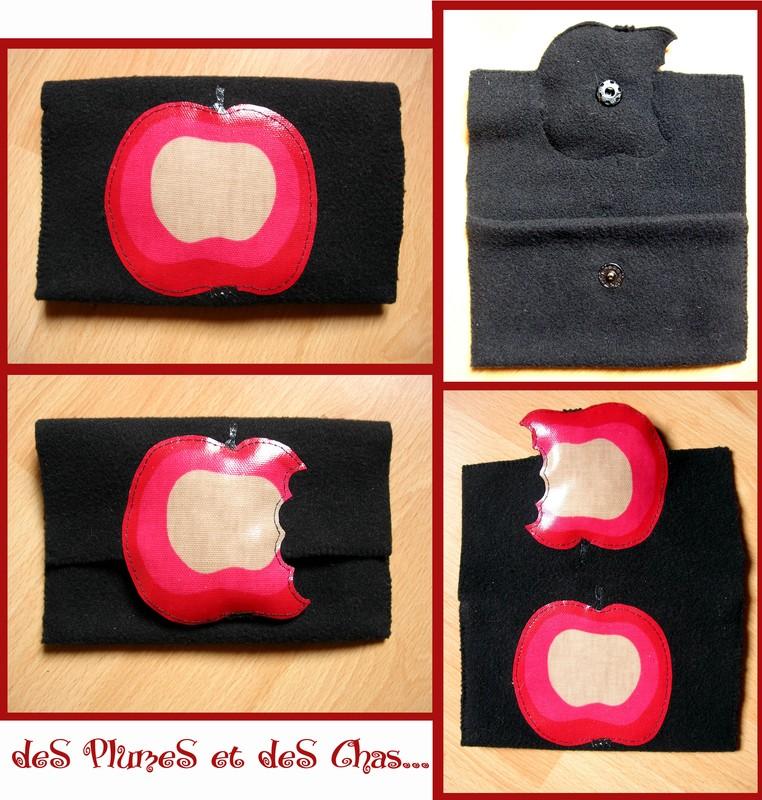 pochette pommes