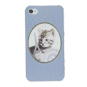 coque-iphone-4-chaton-et-tour-eiffel