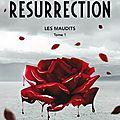 Les maudits tome 1: résurrection - edith kabuya
