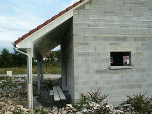 Achevement des murs (110)