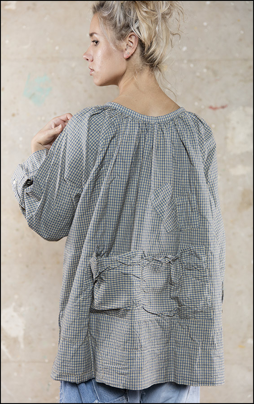 Checked Top Shirt 259 French Hanky.jpg