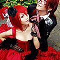 Mme Red & Grell