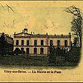 600 - la mairie et le parc.