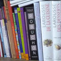mes livres de cuisine